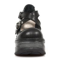 M-SP9842-S2 Negro Sport Sandal