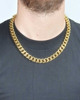 Moskva Gold Necklace