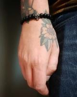 Nils Silver Bracelet