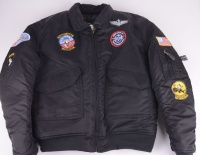 Pilot Jacket Kids Black