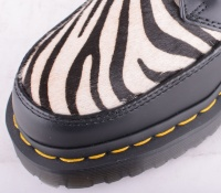 Ramsey Zebra Black