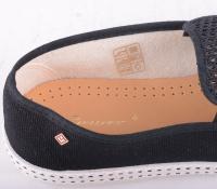 Rivieras Mech Shoe Black