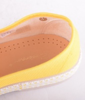 Rivieras Mech Shoe Yellow