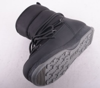 Snowflake Low Black