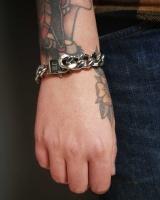 Sonny Silver Bracelet