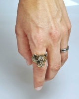 Stig Gold Ring