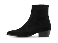 Zimmermann Black Coffee Zip Boot