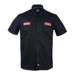 Emory Shirt S/S Black