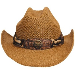 Georgia Straw Hat