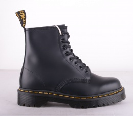 Dr Martens skor 1460 Black and Yellow sulor Store , Billiga