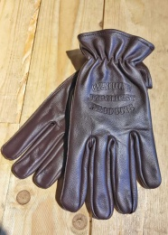 Rider Gloves Brown
