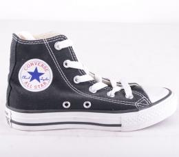 All Star Black Hi Junior