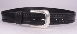 Black Indian Belt (removable Buckle)