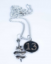 Boston Silver Necklace
