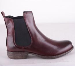 0329-163 Chelsea Boot Wine