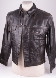 Black Tab 1992 Trucker Version Leather, Size L