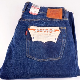 501 1944 Version, LVC, Shore Leave size 34-34