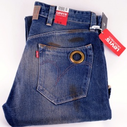 Collectibles Butcher Jean 32-32