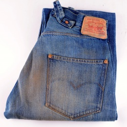 125 Yrs Celebration Jean LVC Size 30-36