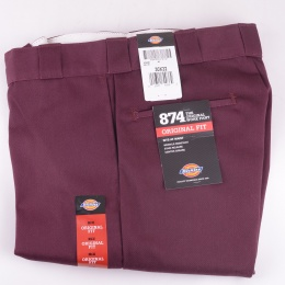 Original 874Work Fit Maroon