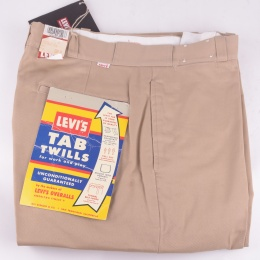 Tab Twill Pant 50's LVC Limited 32-32