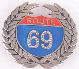 Route 69 Buckle