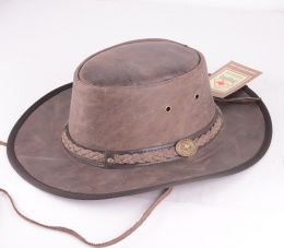 Henbury Brown Leather
