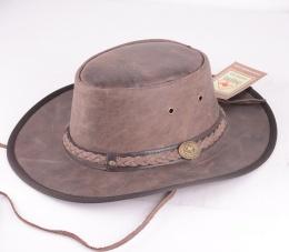 Henbury Brown Leather
