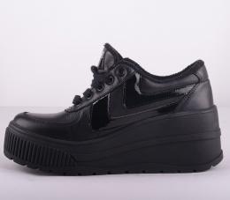 Black/Black Surwave Platform