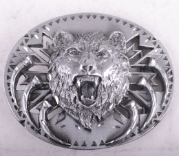 Bearhead Buckle