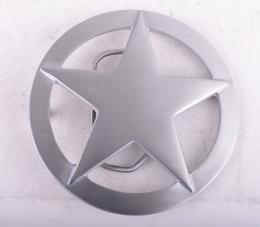 Silver Star Buckle
