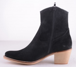 Zip Boots Black 860-0673-101
