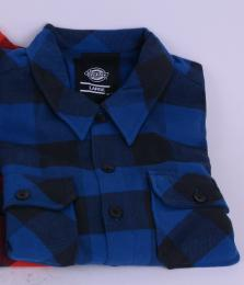 Sacramento Shirt Blue/Black