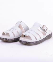 Brigid Off-White Sandal
