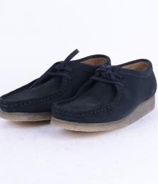 Clarks Wallabee Black