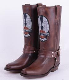 1211 Brown Leather MC STL 36 (5)