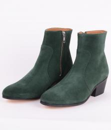 Gracie Zip Boot Green River