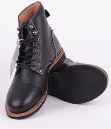 Knoxville Black Boot