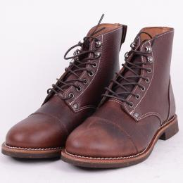 Knoxville Dk Brown Boot
