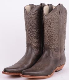 1183 Grey/Brown Boot Stl45 (art170)