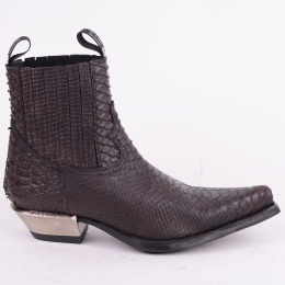7953-S3 Piton Marron Boot
