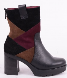 Patchwork Boot 043