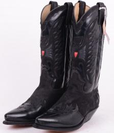 2515 Black Fuchsia/Nubuk Size 42