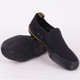 Toomey Canvas Black