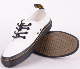 Jacy Canvas White