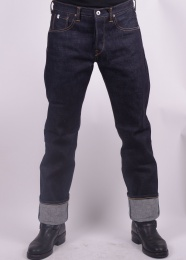 E-Standard Straight Fit Raw State