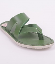 Shiel Green Sandal