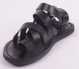 Taily Black Sandal