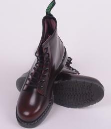 8 Eye Derby Boot Burgundy