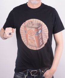 Batesville T-shirt Black